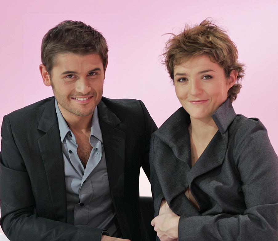 Marie Mabory et Christophe Beaugrand - Le Set de Pink TV