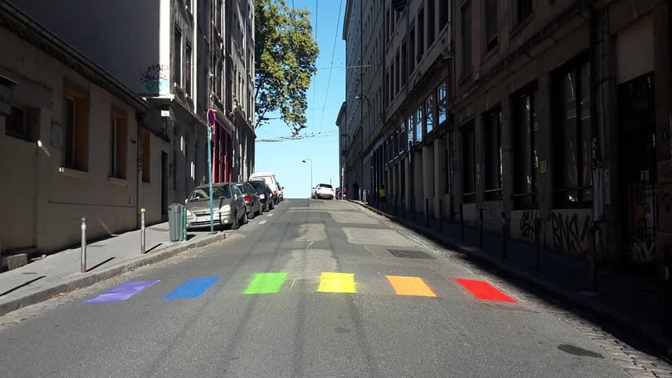 Rue de la Croix-Rousse