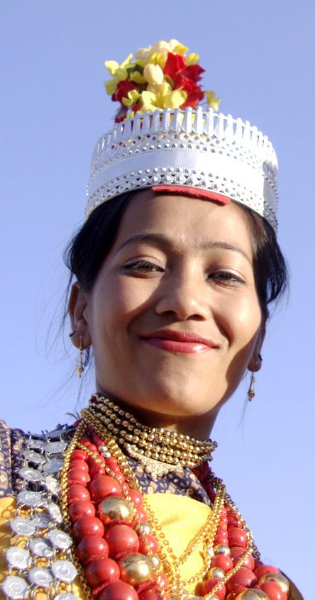 Femmes Khasi (Inde)