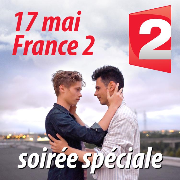 Soirée spéciale contre l'homophobie France 2
