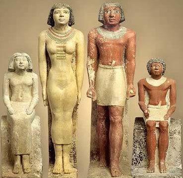 Égyptiens de l'antiquité