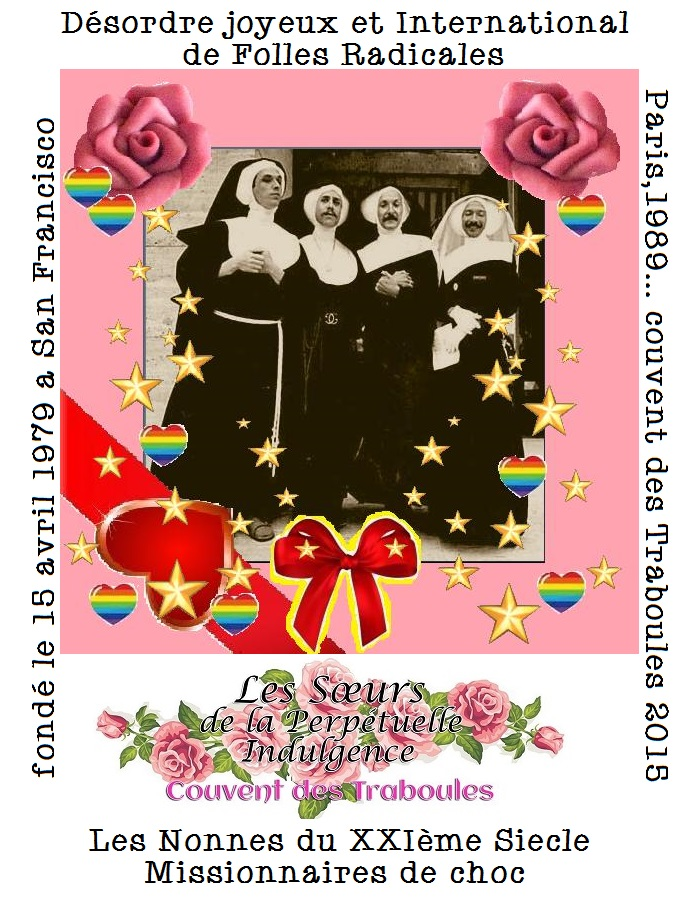 Les soeurs du Couvent de Traboules